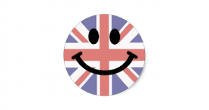 Smiley anglais