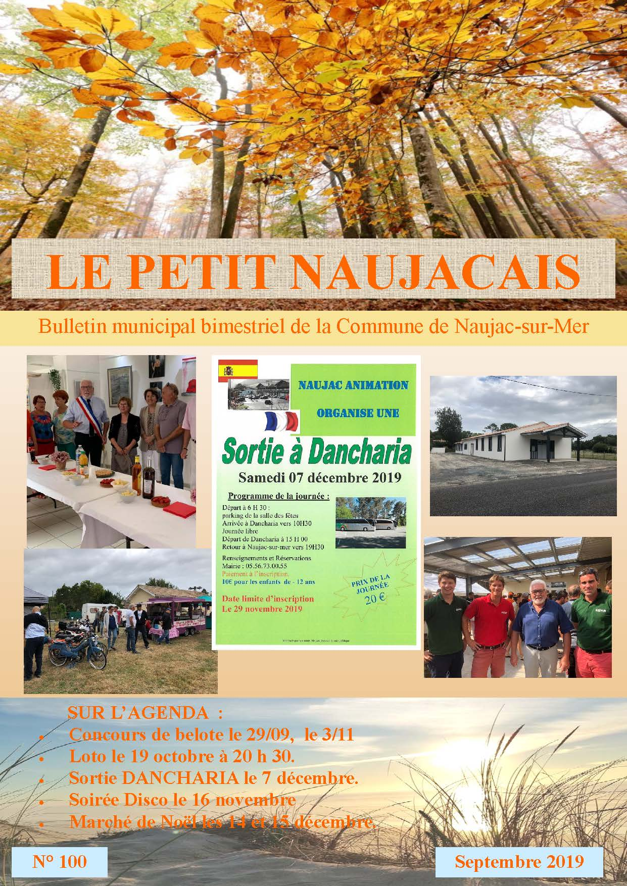 Petit Naujacais - Couverture