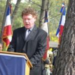 Monsieur Alaster ROBERTS, consul de Grande Bretagne à Bordeaux.