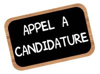 """Résultat de recherche d'images pour """"Appel à candidature"""""""