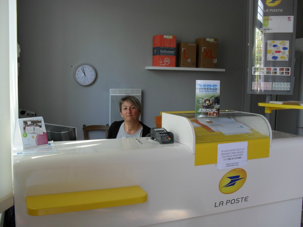 Agence postale Naujac-sur-Mer